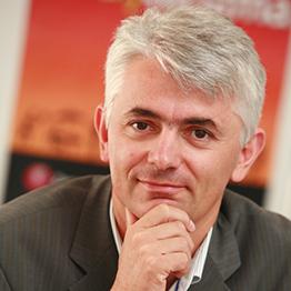 Željko Trezner,  M.A. in Economics, senior lecturer